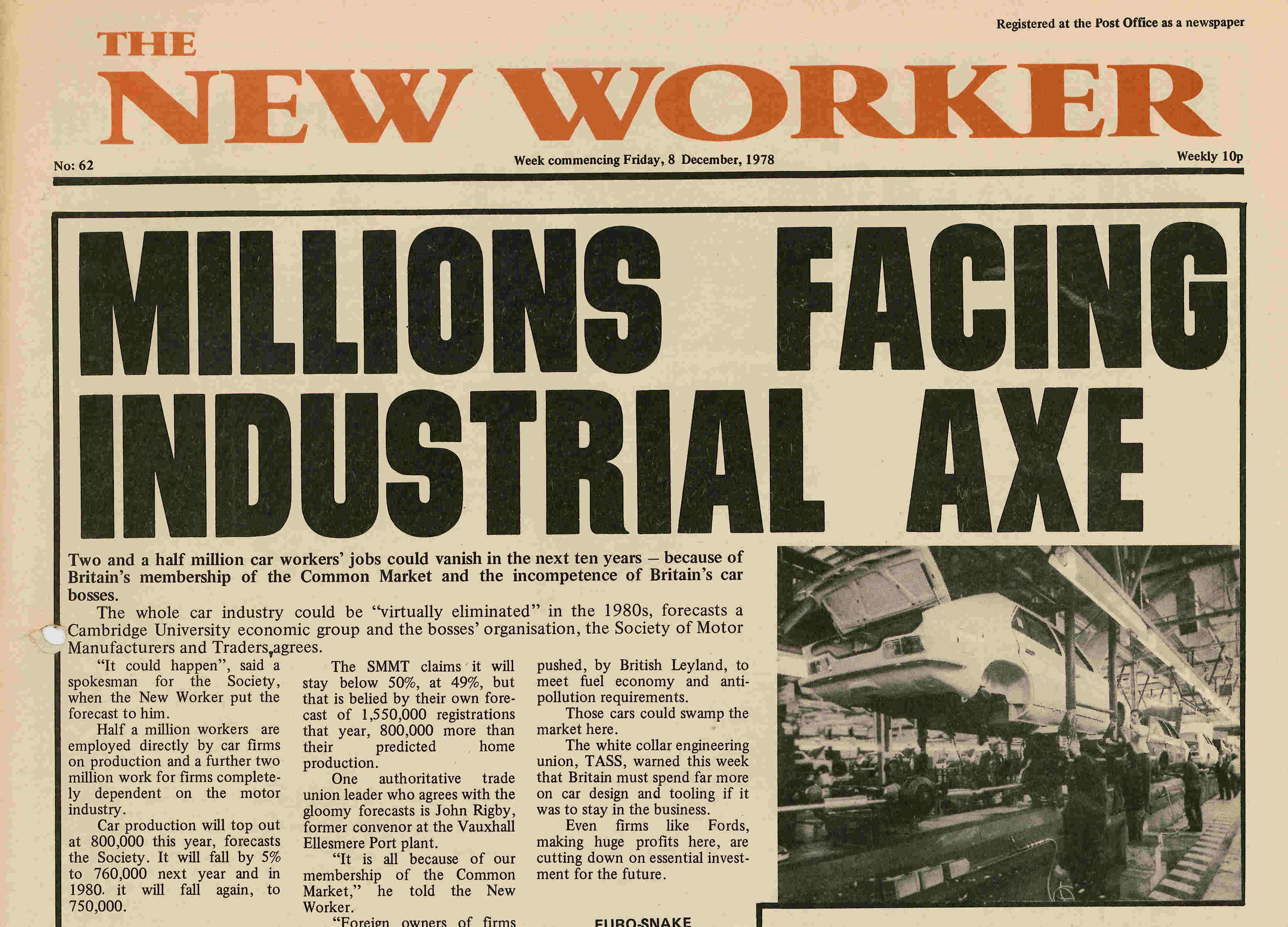 New Worker - 8th December 1978