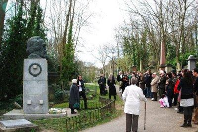 Remembering Karl Marx at Highgate