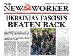 Ukrainian fascists beaten back