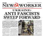 Ukraine: anti fascists sweep forward