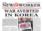 War averted in Korea
