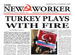 Turkey plays with fire