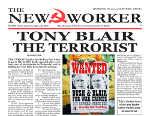 Tony Blair the terrorist