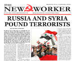 Russia and Syria pound terrorists