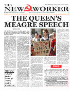 The Queen's meagre speech