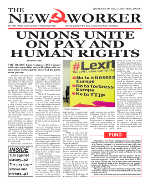 Unions unite on pay and human rights