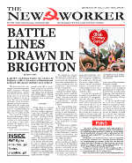 Battle lines drawn in Brighton