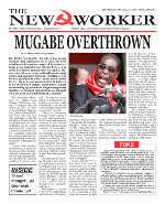 Mugabe overthrown