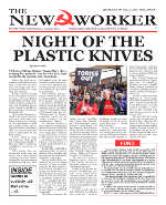 Night of the plastic knives