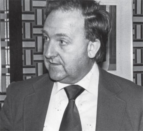 In Memoriam Eric Trevett 1931-2014
