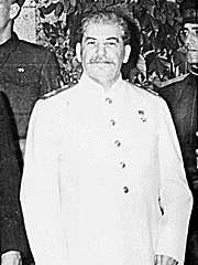 J V Stalin