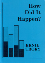 Front cover of the booklet 'How did it happen?'