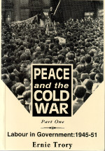 Peace and the cold war - part 1