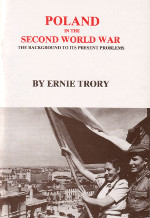 Front cover of the booklet 'Poland in the Second World War'