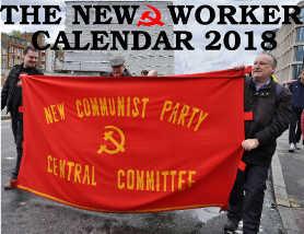 2018 New Worker Calendar