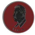 Stalin  Badge