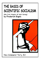 The basis of scientific socialism