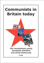 Communists in Britain today