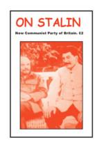 On Stalin